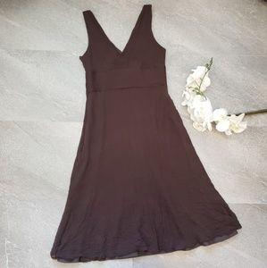 J. Crew Silk Sleeveless Dress